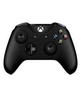 Microsoft Wireless Controller for Xbox One S & Windows Rev. 2016 Black