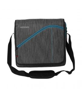 PROMATE Ascend1 MB Accented Messenger Bag for 15.6 Laptop