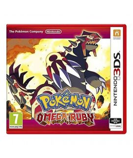 Pokémon Omega Ruby (Nintendo 3DS) USA
