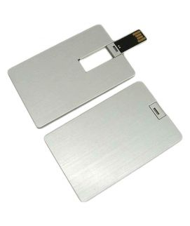 Usb Flash Card 8Gb Silver