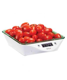 Kitchen Scale White by Sinbo