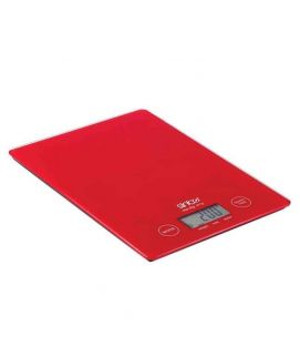 Kitchen Scale Red Sinbo