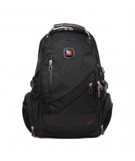 Sarah Swiss Gear Backpack 8815 Laptop Bag Black