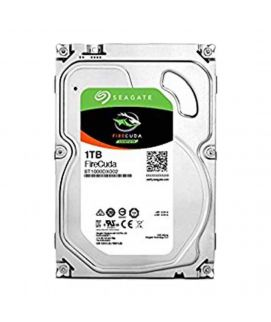 Seagate 1TB 3.5 SOLID STATE HYBRID DRIVE 7200RPM