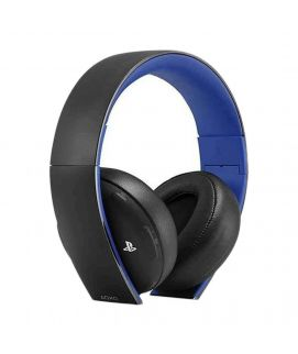 Sony Wireless Headset For PS4 PS3 PS Vita Blue and Black