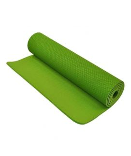 Yoga And Fitness Mat 6 mm Green