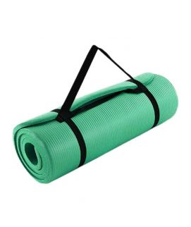 Yoga Mat 10mm Teal green