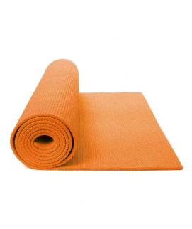 Yoga and Fitness Thermoplastic Mat 6mm Orange