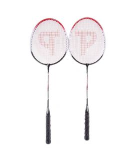 Sports City Sportica Pair of 2 Badminton Rackets With Wide Frame