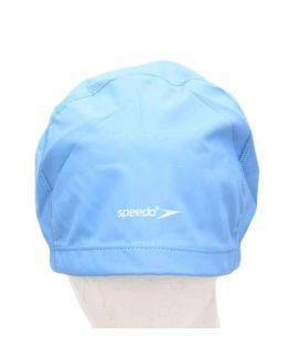 Sports City Swimming Blue Lycra Swimming Cap