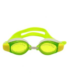 Sports City Swimming Goggles Green