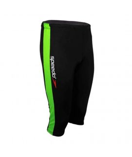 Men's Swimming Long Trunk Green