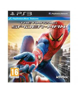 The Amazing Spider Man Ps3 Game