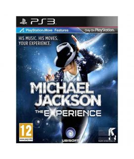 Ubisoft Michael Jackson The Experience PS3