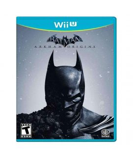 Warner Bros Batman Arkham Origins Wii U