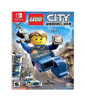 Warner Bros LEGO City Undercover Nintendo Switch