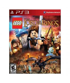 Warner Bros LEGO Lord of the Rings PS3