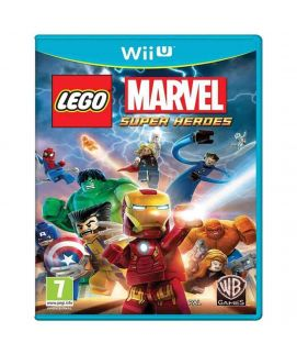 Warner Bros LEGO Marvel Super Heroes Wii U