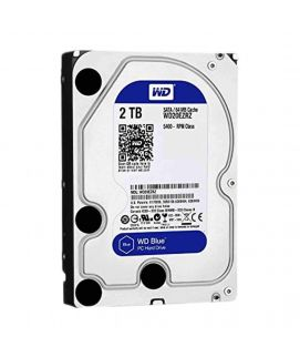 Western Digital 2TB 3.5 SATA HARD DRIVE BLUE