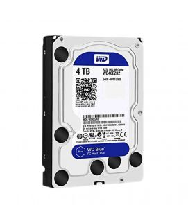 Western Digital 4TB 3.5 SATA HARD DRIVE BLUE