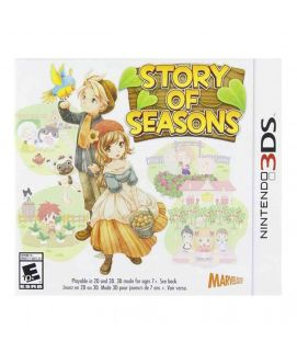 Xseed Games Story of Seasons Nintendo 3DS
