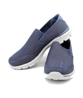 Men's YNG Trainers Navy Blue
