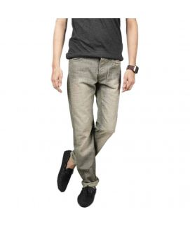 YNG Empire Grey Denim Jeans For Men