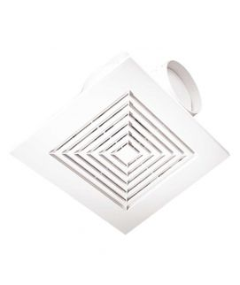 Voldam Super Quiet Square Ceiling Exhaust Fan 14 Inch