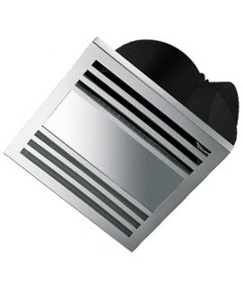 Voldam European Design Square Ceiling Exhaust Fan 12 Inch