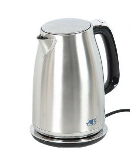 Anex AG 4048 Electric Kettle 1.7Litres Steel Body With Official Warranty