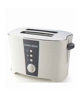 Black & Decker 2 Slice Toaster ET122
