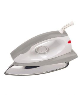 Dry Iron KE DI 233 White and Grey