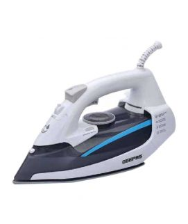 Geepas Ceramic Steam Iron Blue