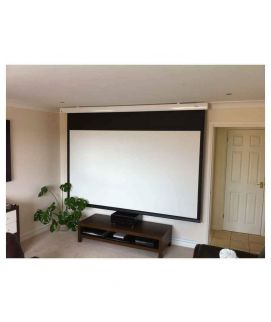 Projector Screen 150 Inch Electric Mortorised 8x10 Feet 4_3MW Speed-X
