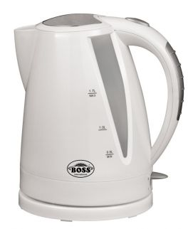 KE EK 727 Electric Kettle White