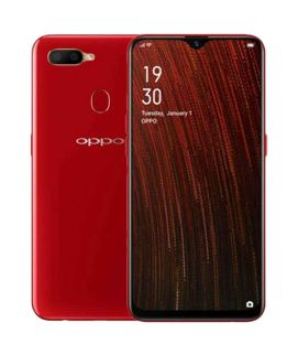 Oppo A5s 4GB Ram 64GB Rom Red