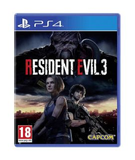 Resident Evil 3 Playstation 4 Game