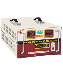 UNIVERSAL STABLIZER A50 ENERGY SAVER 5000 WATTS