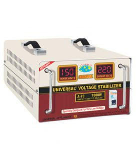 UNIVERSAL STABLIZER A70 ENERGY SAVER 7000 WATTS