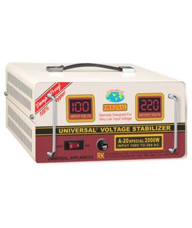 UNIVERSAL STABLIZER A20SPENERGY SAVER 2000 WATTS