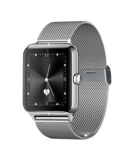 Smart Watch Z50 Silver for Android And IOS
