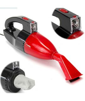 12V Wired Car Vacuum Cleaner 5m Cable Portable Handheld Mini Vacuum Super Suction Vacuum