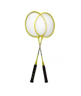 Badminton Racket Eminent Wide Frame Pair Yellow