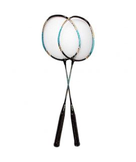 Sports City Sportica Badminton Racket Pair 7000 Blue