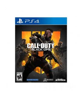 Call of Duty Black Opps 4 Playstation 4 Game