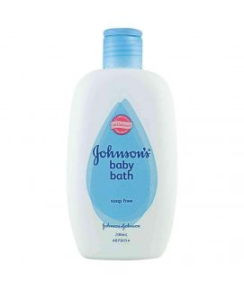 Johnsons Bath 200ml